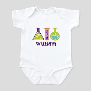 Personalized Scientist Infant Bodysuit