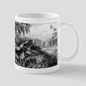 Woodcock shooting - 1870 11 oz Ceramic Mug