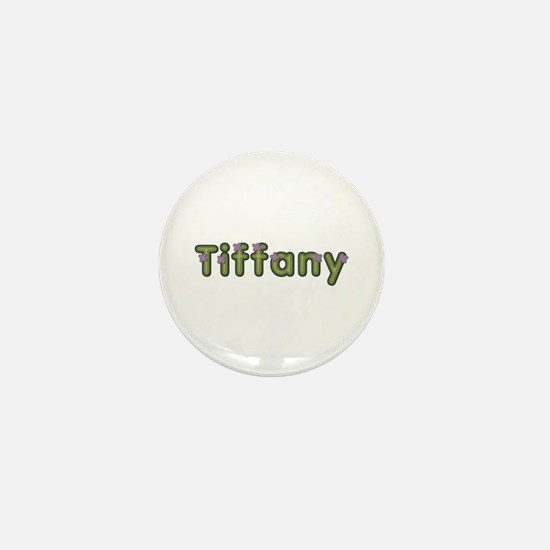 Tiffany Spring Green Mini Button