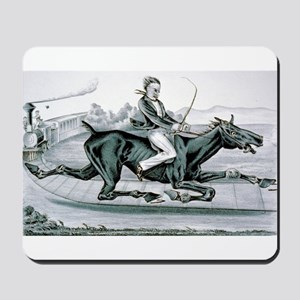 Blood will tell - 1879 Mousepad