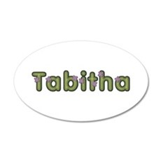 Tabitha Spring Green Wall Decal