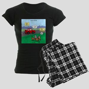 Useless Add-Ons Women's Dark Pajamas