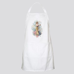 Spring Fairy Pocketed Apron