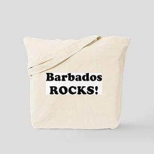 Barbados Rocks! Tote Bag