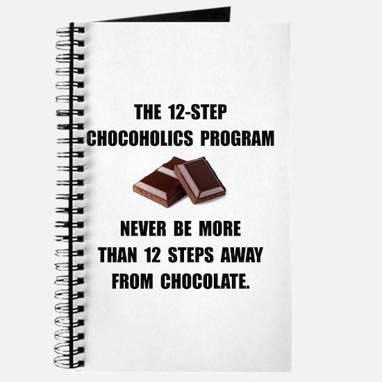 Chocoholics Program Journal