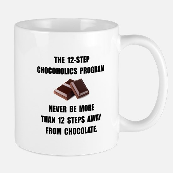 Chocoholics Program Mug