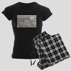Joshua 1-9 Pajamas