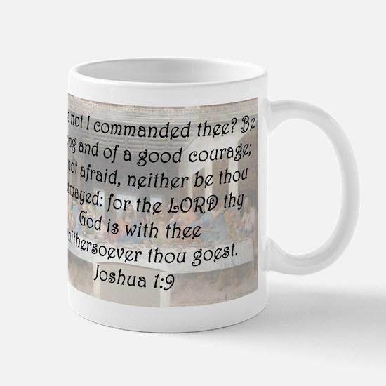 Joshua 1-9 Mug