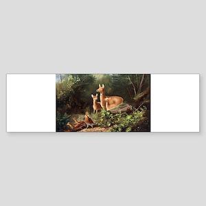 Alarm - 1868 Sticker (Bumper)