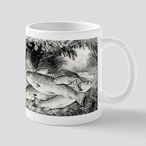 American brook trout - 1872 11 oz Ceramic Mug