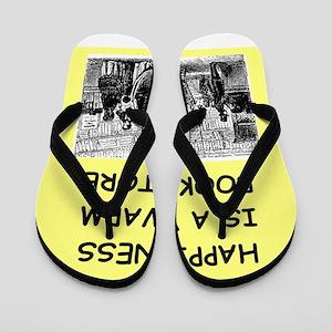 BOOKSTORE Flip Flops