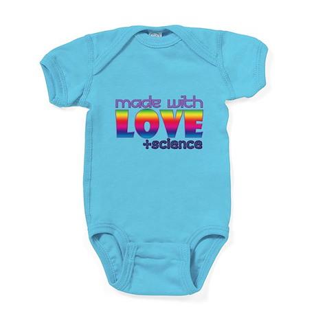 Babby Formed Baby Bodysuit