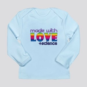 Babby Formed Long Sleeve Infant T-Shirt