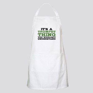 It's a Trumpet Thing Apron