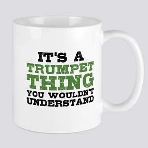 It's a Trumpet Thing Mug