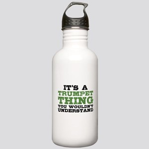 It's a Trumpet Thing Stainless Water Bottle 1.0L