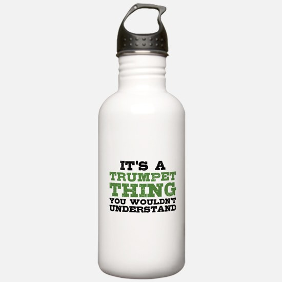 It's a Trumpet Thing Water Bottle