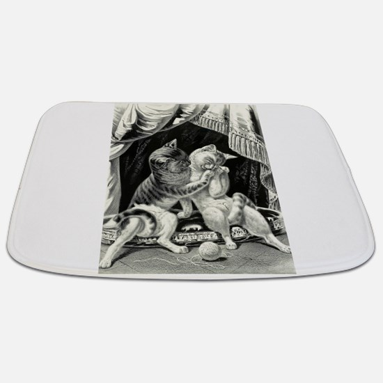 Course of true love - 1875 Bathmat