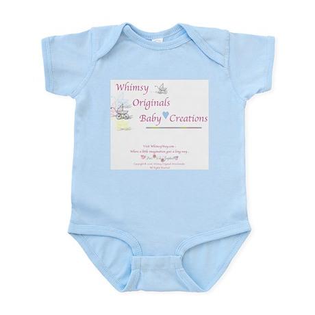 Whimsy Orig. Baby Creations Infant Bodysuit