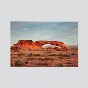 Rectangle Magnet Sunset Arch N5