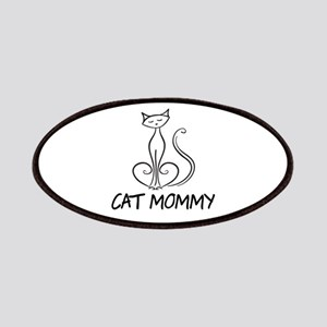 Cat Mommy Patches