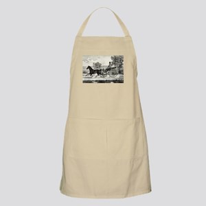 The road,--summer - 1853 Light Apron