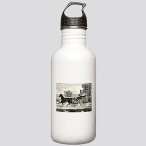 The road,--summer - 1853 Water Bottle
