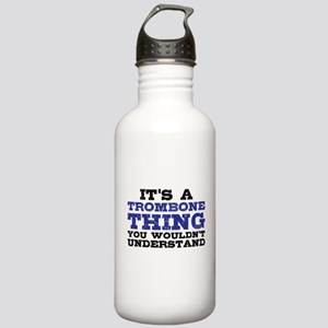 It's a Trombone Thing Stainless Water Bottle 1.0L