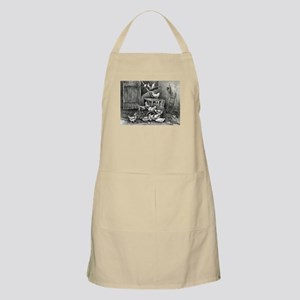 The poultry yard - 1869 Light Apron