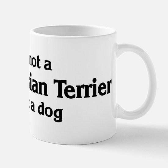 Black Russian Terrier: If it' Mug
