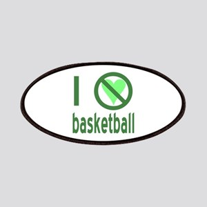 I Hate Basketball Patches
