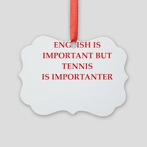 English games joke Ornament