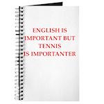 English games joke Journal
