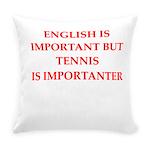 English games joke Everyday Pillow