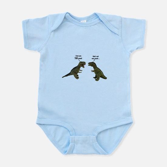 Tyrannosaurus Rex Infant Bodysuit
