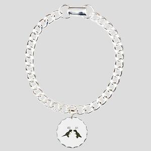 Tyrannosaurus Rex Charm Bracelet, One Charm