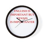 English games joke Wall Clock