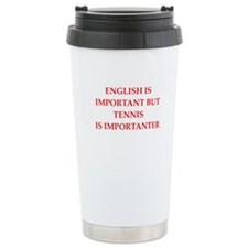 English games joke Travel Mug
