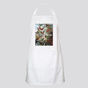 Vintage Sea Monsters Apron