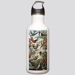 Vintage Sea Monsters Stainless Water Bottle 1.0L