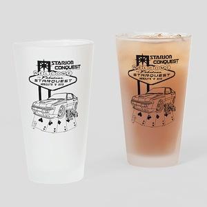 Mesquite3 Drinking Glass