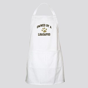 Lhasapoo: Owned BBQ Apron