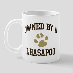 Lhasapoo: Owned Mug