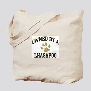 Lhasapoo: Owned Tote Bag