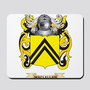 MacLellan Coat of Arms - Family Crest Mousepad
