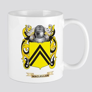 MacLellan Coat of Arms - Family Crest Mug