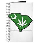 SC Medical Marijuana Movement Logo Journal
