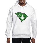 SC Medical Marijuana Movement Logo Hoodie