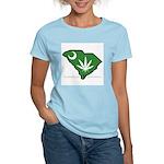 SC Medical Marijuana Movement Logo T-Shirt