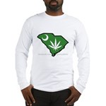 SC Medical Marijuana Movement Logo Long Sleeve T-S